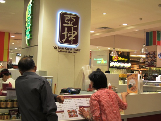 There's a Ya Kun almost everywhere - proving that nostalgia and good 'kopi' can survive the onslaught of modern times.