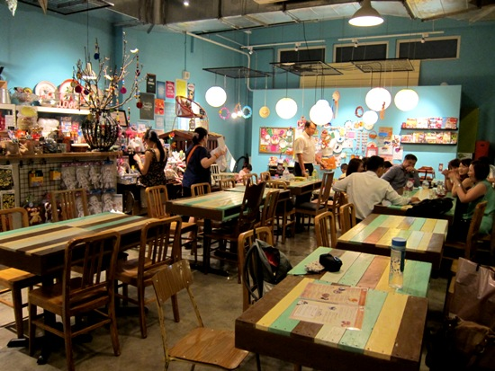 Singapore S Old Style Cafes