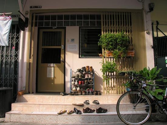 Bangkok's most nondescript guesthouse.