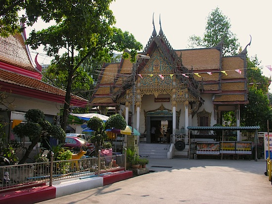 Wat Mahabut -- where Maak escaped to.