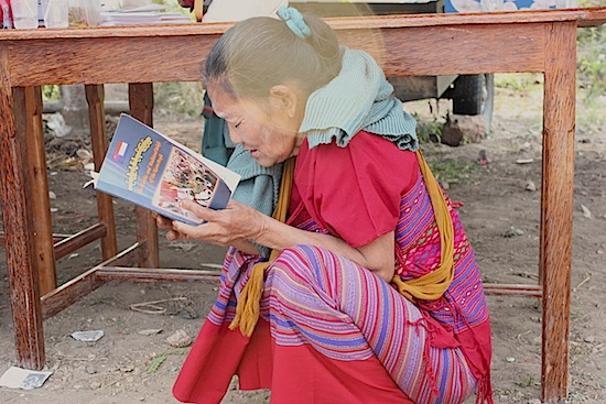 Today, the Karen have relative freedom to read their own language.