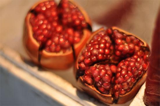 Pomegranate quencher.