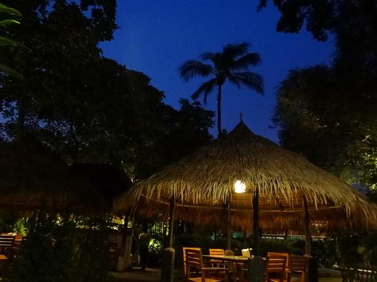 Not a bad spot to enjoy the cool evening breezes.