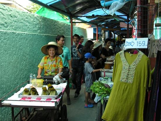 Welcome to Ko Kret market.