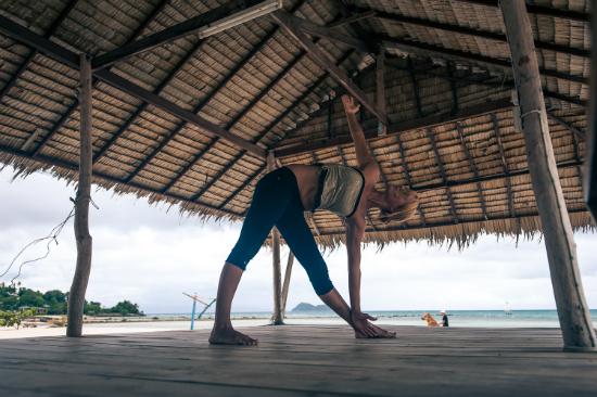Yoga on Ko Pha Ngan