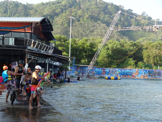Phuket Wake Park has some new and improved facilities.