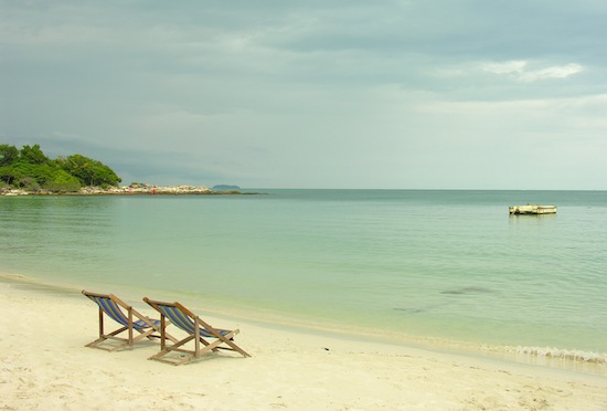 Plenty of quiet spots left on Ko Samet.