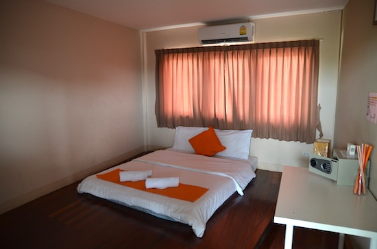 Like the dorms, private rooms offer solid value.