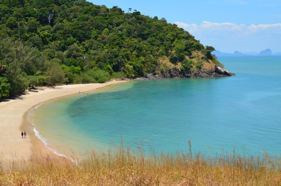 Ko Lanta: Gorgeous in a just gorgeous kinda way.