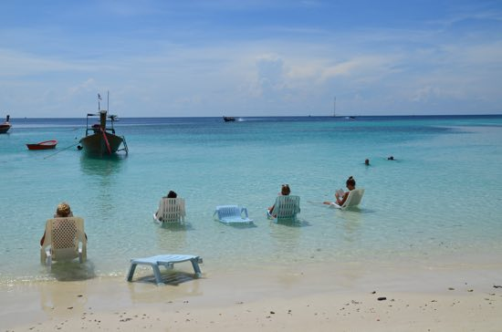 Ko Lipe: Hold on to your seat, this place is achangin.