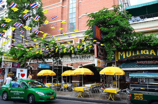 Still one of Khao San's biggest and best.