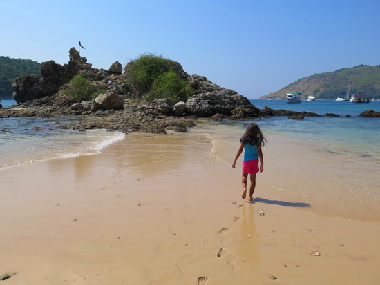 Ya Nui: Sun, sand and snorkels. One of our favourites.