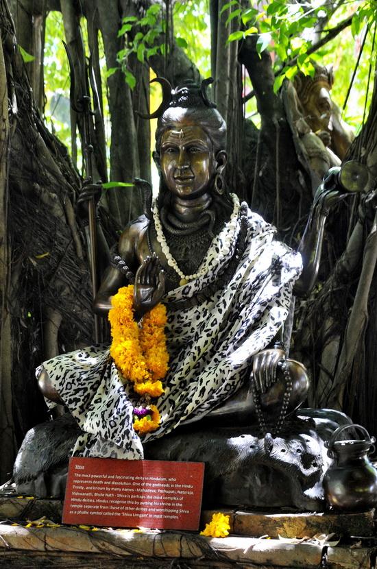 Ganesh's celebrity dad - Shiva