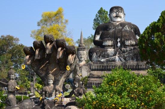 Welcome to Nong Khai.