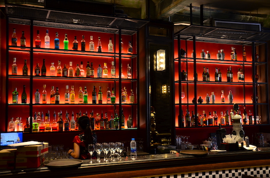 The bar is worth a stop even if you're not staying here.