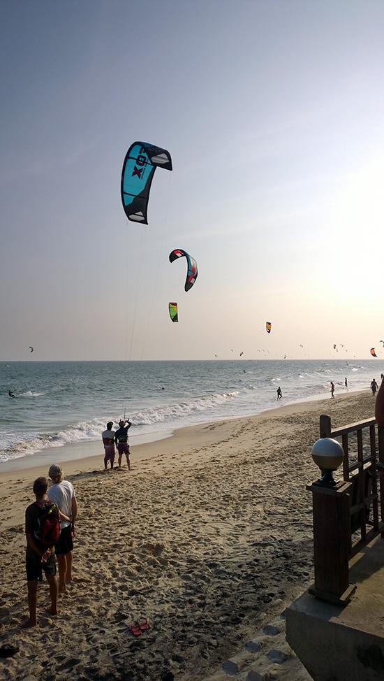 Kites, kites, kites