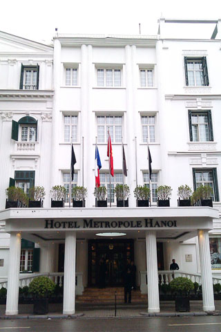 Photo of Hotel Sofitel Legend Metropole Hanoi