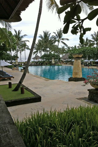 Photo of Conrad Bali Resort and Spa Hotel