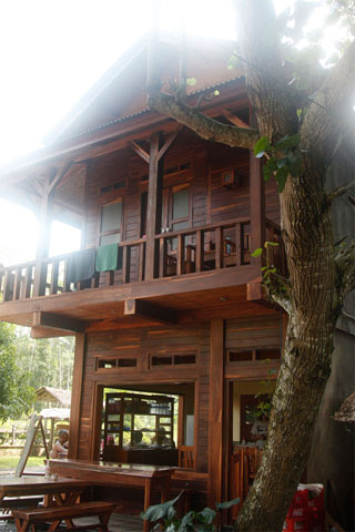 Photo of Wooden House