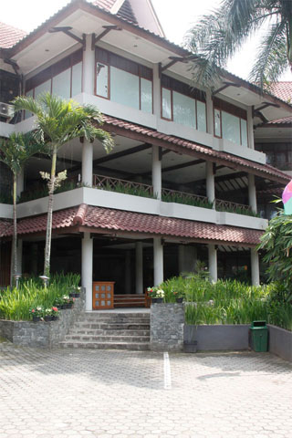 Photo of Tirtagangga Hotel