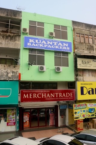 Kuantan Backpackers