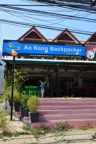 Ao Nang Backpacker