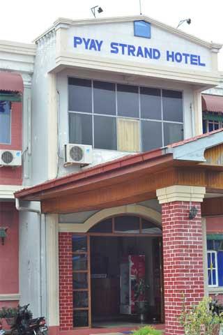 Pyay Strand Hotel