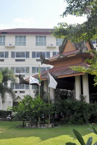 Photo of The Mawlamyaing Strand Hotel
