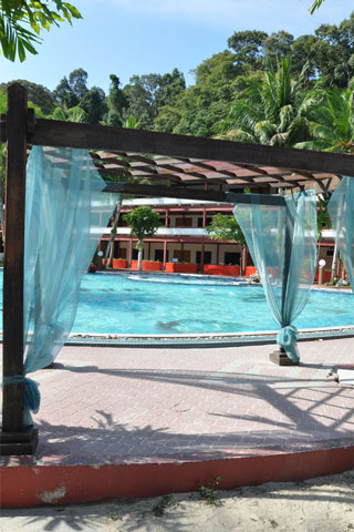 Arwana Perhentian Eco Resort and Beach Chalet