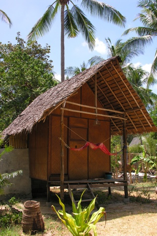 O-Zone Beach Hut