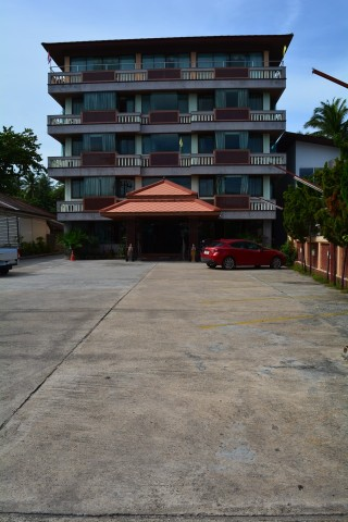Grand Sea View Beach Resortel